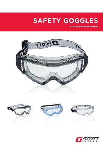 SAFETY GOGGLES EYE PROTECTION RANGE