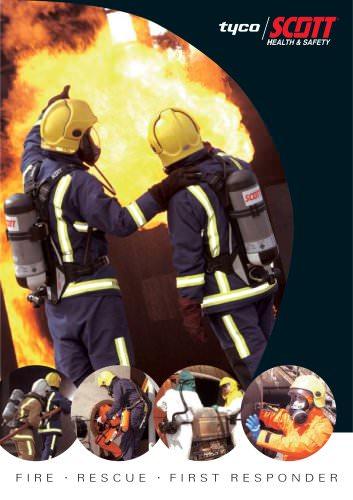 SCOTT: FIRE - RESCUE - FIRST RESPONDER