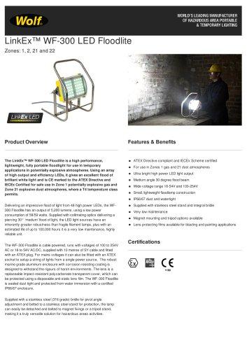 LinkEx™ LED Floodlite