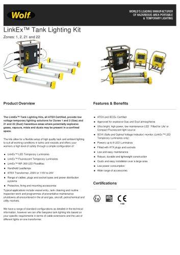 LinkEx™ Tank Lighting Kit