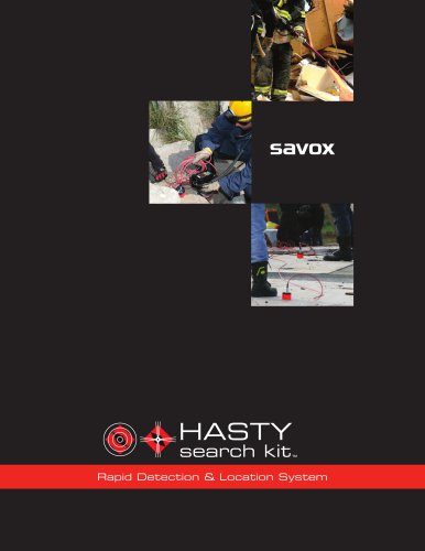 Hasty Search Kit Brochure