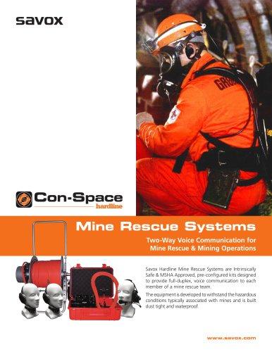 Mine Rescue Kit Brochure