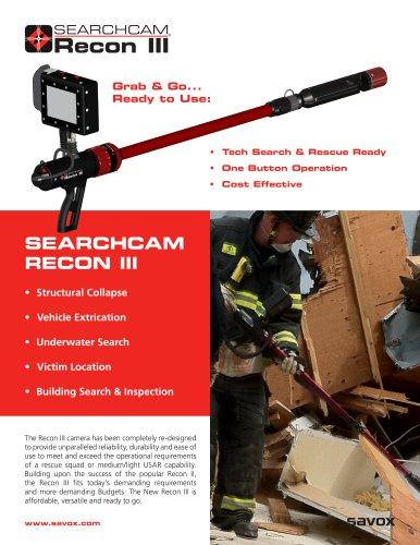 Recon III Brochure