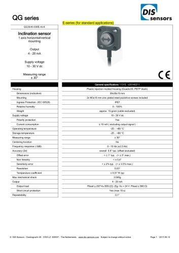 QG30-KI-030E-AI-K