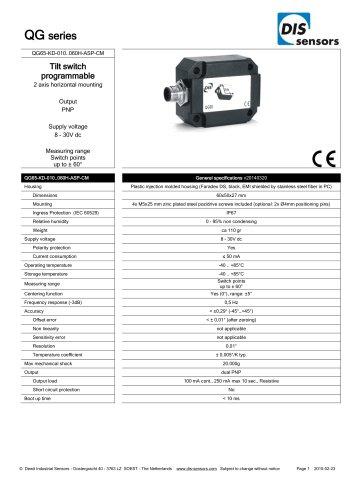 QG65-KD-010..060H-ASP-CM