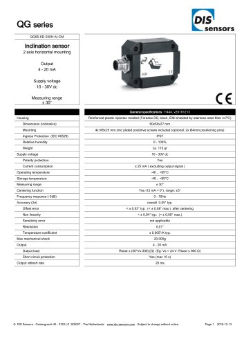 QG65-KD-030H-AI-CM