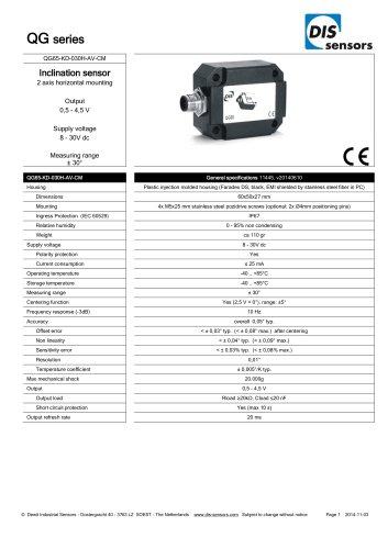 QG65-KD-030H-AV-CM