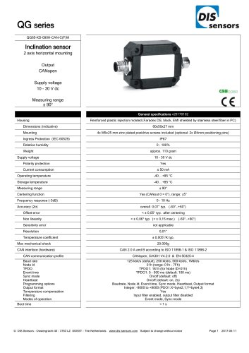 QG65-KD-090H-CAN-C(F)M