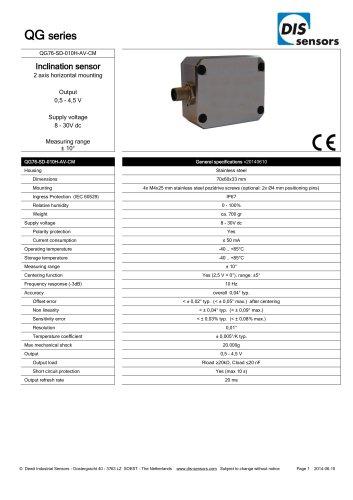 QG76-SD-010H-AV-CM