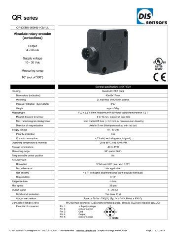 QR40EMN-090HB-I-CM-UL