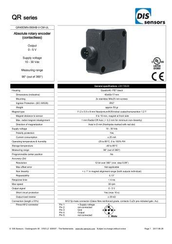 QR40EMN-090HB-V-CM-UL