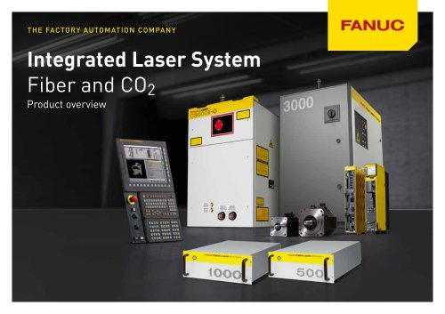 Integrated Laser System Fiber and CO 2