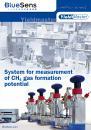 Yieldmaster: biogas analysis with precision volumenometers