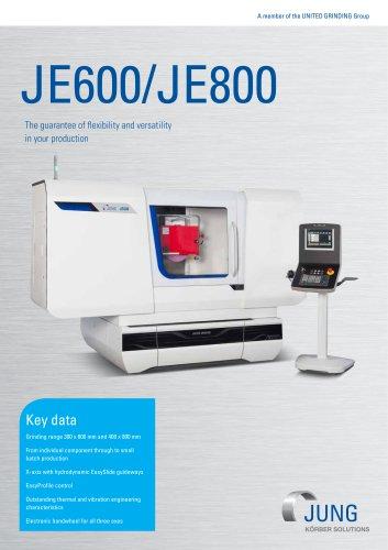 JE600/JE800