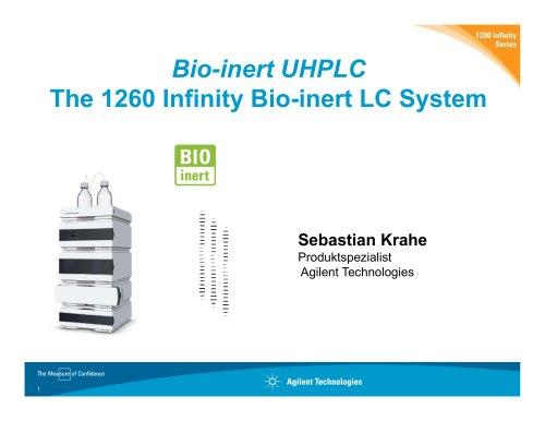 1260 Infinity Bio-inert