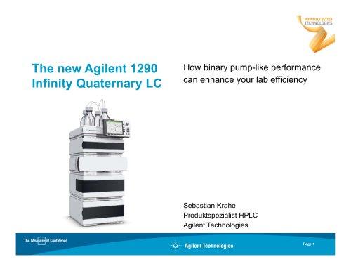 1290 Infinity Quaternary LC