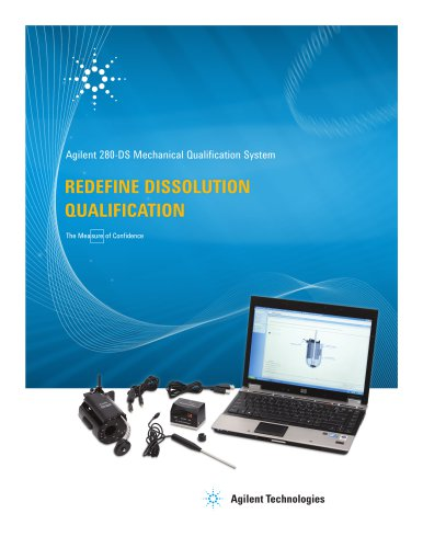 280-DS Mechanical Qualification System Brochure