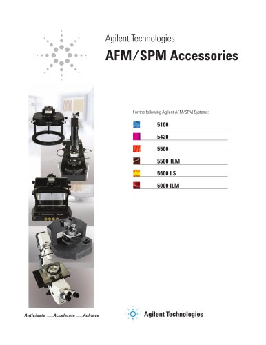 AFM/SPM Accessories