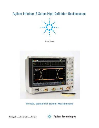 Agilent Ininiium S-Series High-Deinition Oscilloscopes