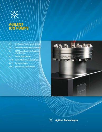 AGILENT ION Pumps