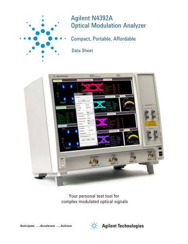 Agilent N4392A Optical Modulation Analyzer