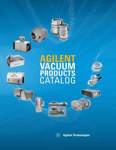 AGILENT VACUUM PRODUCTS CATALOG