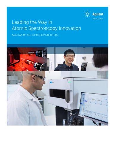 Atomic Spectroscopy Innovation