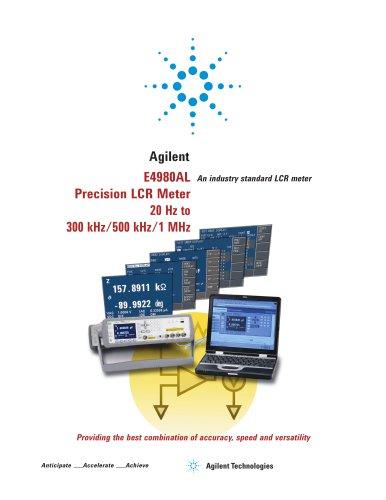 E4980AL Precision LCR Meter