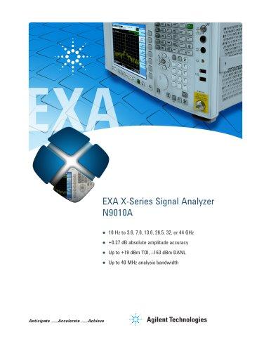 N9010A EXA X-Series Signal Analyzer