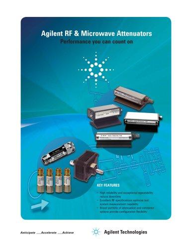 RF & Microwave Attenuators