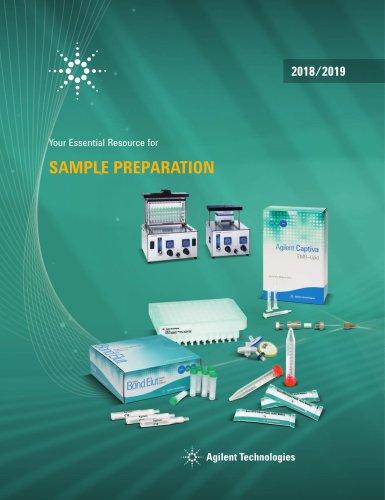 Sample Preparation (2018/2019)