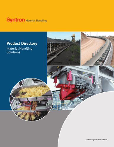 Syntron Material Handling Product Directory