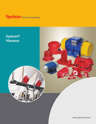 Syntron® Vibrators