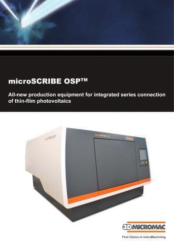 microSCRIBE OSP