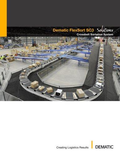 Dematic FlexSort SC3