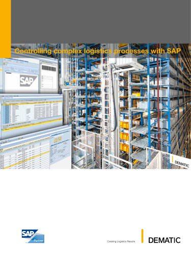 Dematic SAP Solutions