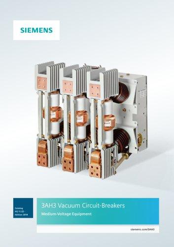 3AH3 Vacuum Circuit-Breakers
