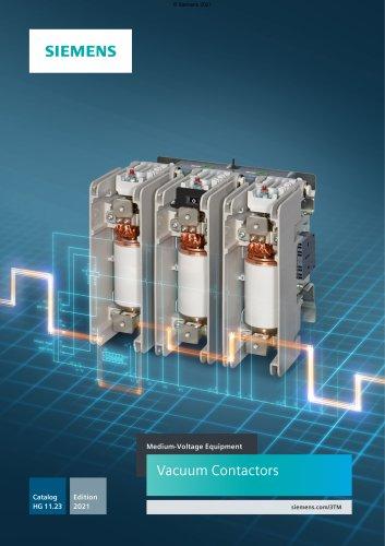 3TM Vacuum Contactors / 3TL Vacuum Contactors