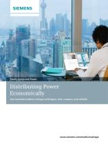 Distributing Power Economically