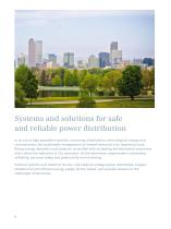 Low- and Medium-Voltage Systems and Solutions - 2