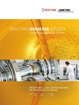 SPECTRO GENESIS ICP-OES