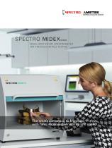SPECTRO MIDEX Precious Metals