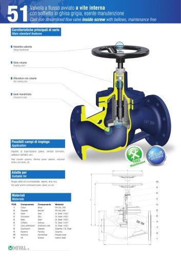 Bellows valve – Item 51