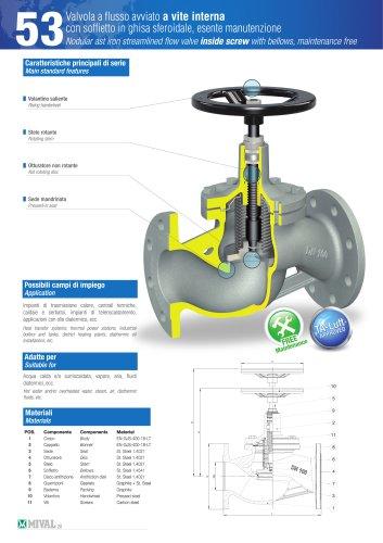 Bellows valve – Item 53