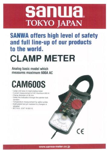 CAM600S