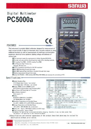 PC5000 a
