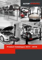 AUTOPSTENHOJ Product catalogue 2017/2018