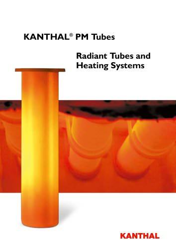 Furnace tubes
