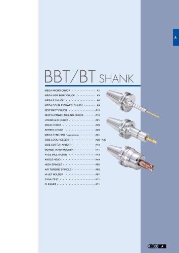 BBT / BT shank