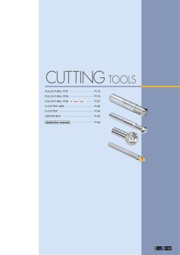 Cutting tools C-CUTTER MINI / C-CUTTER / CENTER BOY